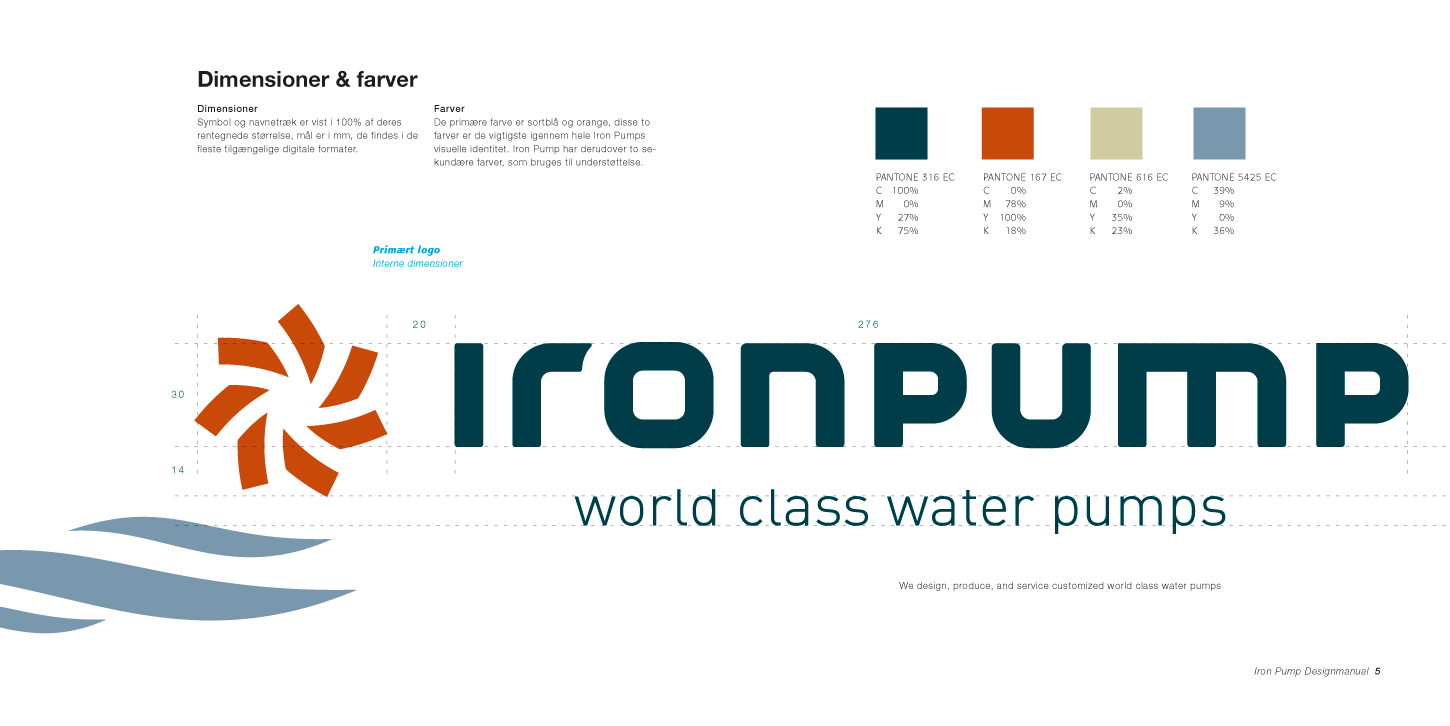 Ironpump designmanual